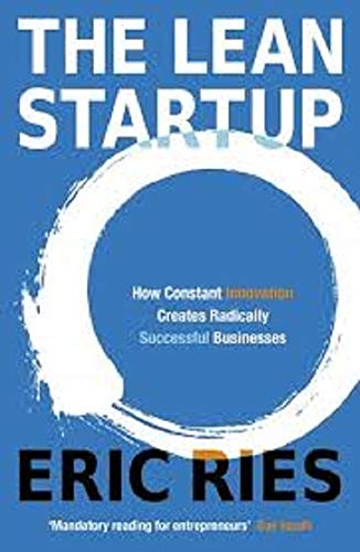 The Lean Startup - One of the most talked about and well know books on how to build a startup by Eric Ries