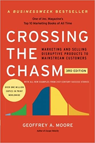 Crossing the chasm - cover